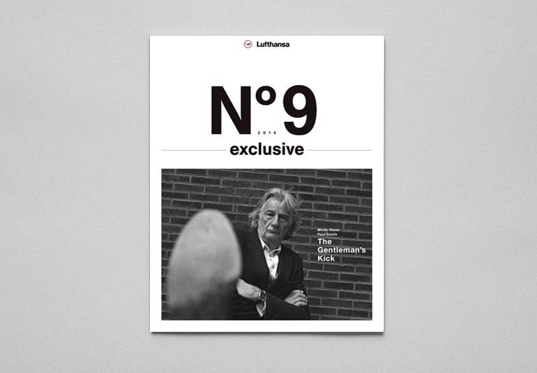 Regina Baierl: Lufthansa exclusive