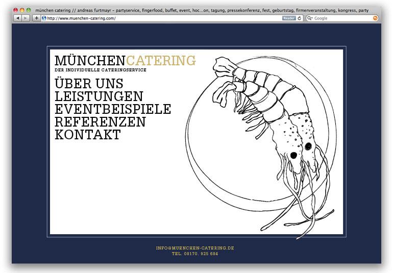 Regina Baierl: München Catering