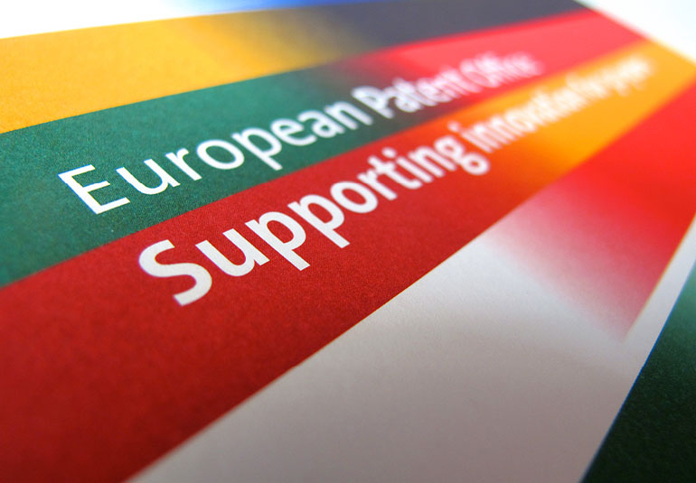 Regina Baierl: Europäisches Patentamt