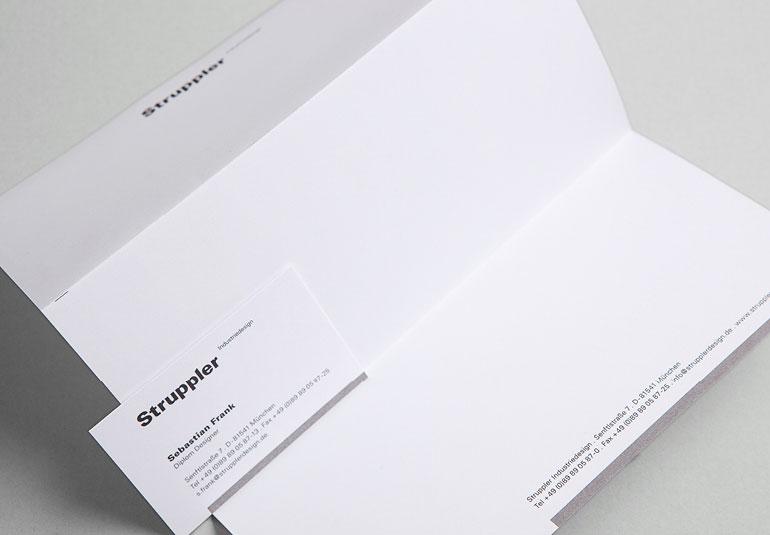 Regina Baierl: Struppler Industriedesign