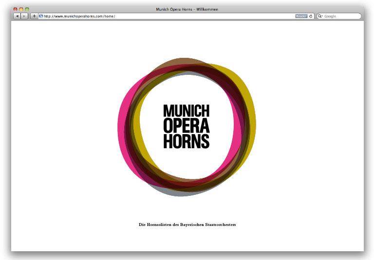Regina Baierl: Munich Opera Horns